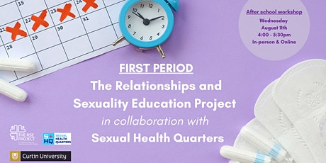 2021 Relationships & Sexuality Education in schools: PD with SHQ tickets
