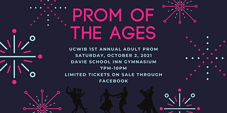 Prom of the Ages, 1st Annual Adult Prom tickets