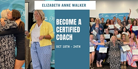 Become a Certified Coach - NLP Certification tickets