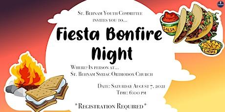 Fiesta Bonfire Night tickets