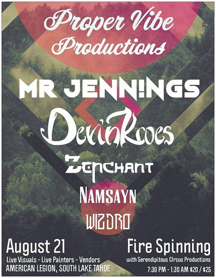 Mr. Jennings, Devin Kroes, Zenchant, Namsayn, Wizdro image