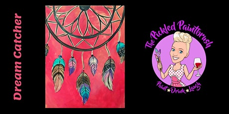 Painting Class - Dream Catcher - August 7th, 2021 tickets