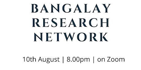 Bangalay Research Network tickets