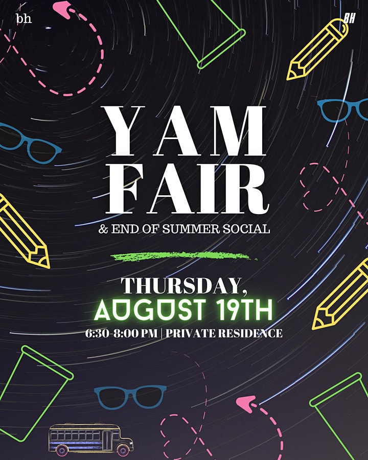 YAM Fair & Summer Social image