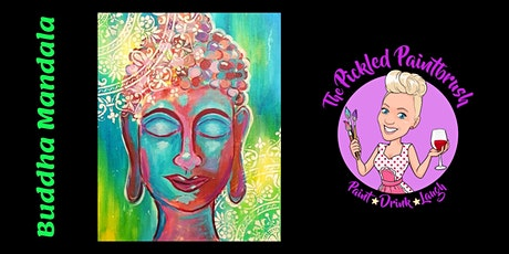 Painting Class - Buddha Mandala - August 29, 2021 tickets