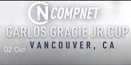CompNet Carlos Gracie Jr- Entry Ticket tickets