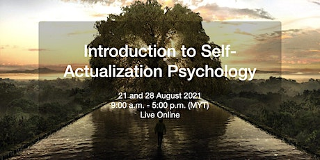 Introduction to Self-Actualisation Psychology tickets