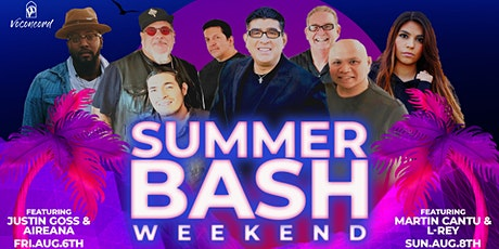 Summer Bash Weekend Concert  (Free) tickets
