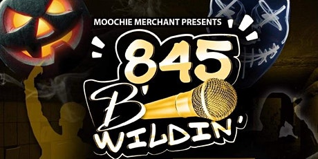 845 Be Wildin (Halloween Edition) tickets