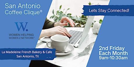 OLD - WHW2N - San Antonio Coffee Clique® tickets