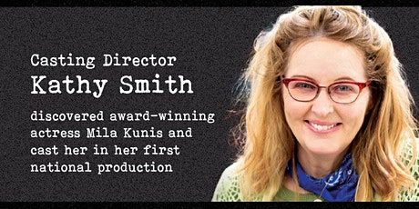 IN-PERSON ACTING MEET & GREET WITH CASTING DIRECTOR tickets