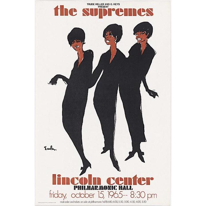 Diana Ross & The Supremes - Music History Livestream Program image