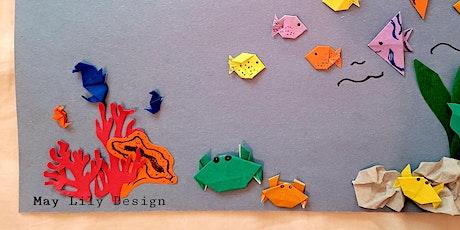 Origami Seahorse Workshop (Paper Sea Animal / Creatures) tickets