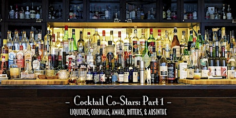The Roosevelt Room's Master Class Series - Cocktail Co-stars #1 tickets