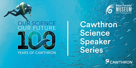 Cawthron Science Speaker Series - Family Book Reading tickets