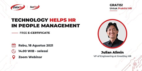 Technology Helps HR in People Management tickets
