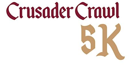 St. Thomas Aquinas Crusader Crawl 5K tickets