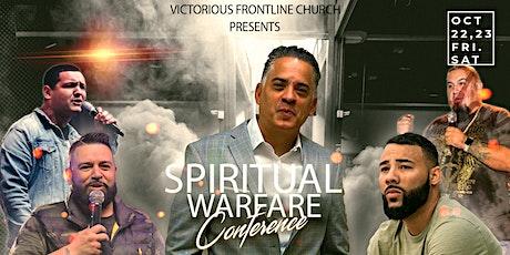 SPIRITUAL WARFARE CONFERENCE tickets