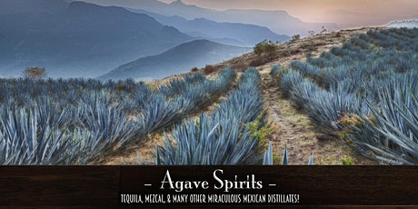 The Roosevelt Room's Master Class Series - Agave Spirits tickets