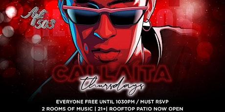 Callaita Los Angeles tickets