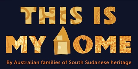 This is My Home – Children's book launch tickets