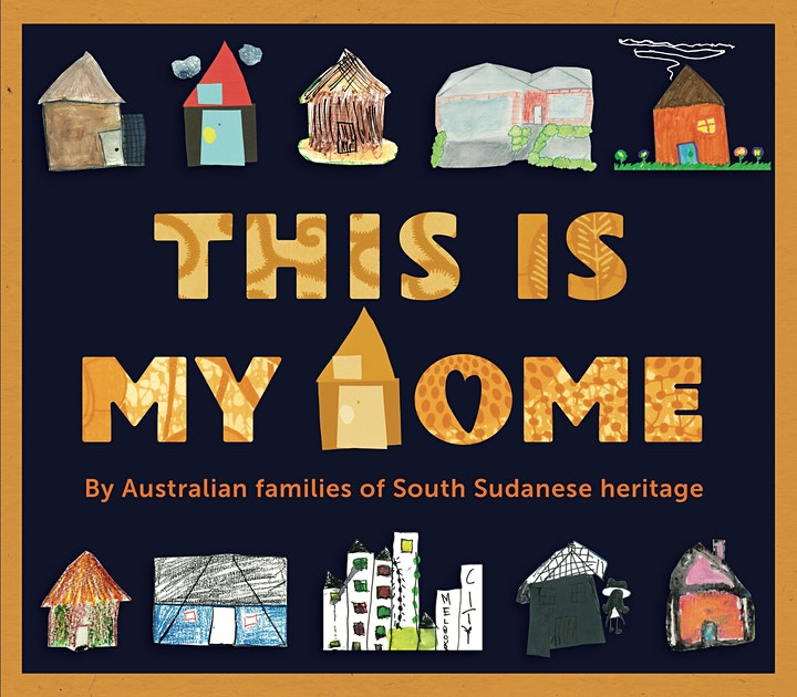 This is My Home – Children's book launch image