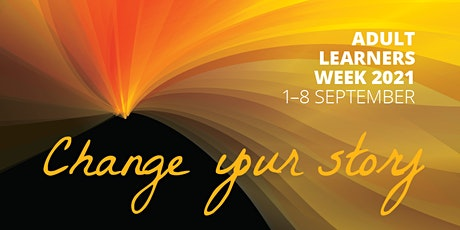 Adult Learners Week Launch 2021 tickets