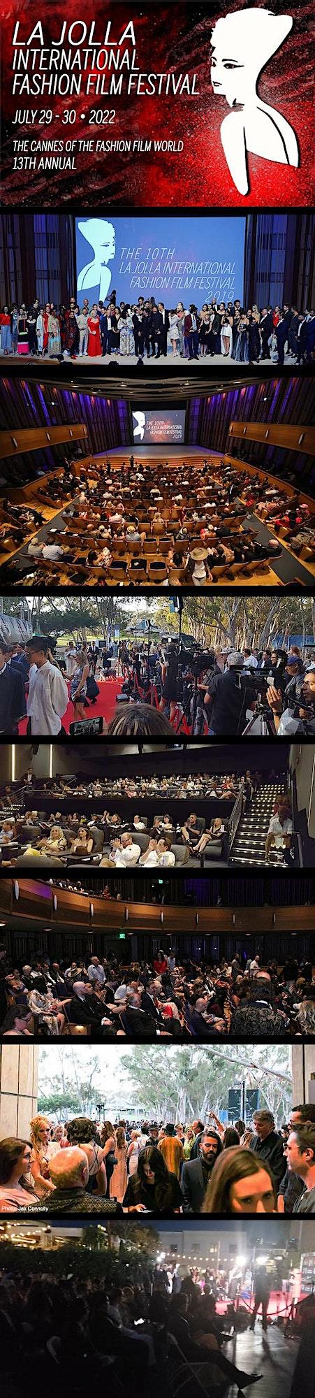 The 13th La Jolla International Fashion Film Festival image