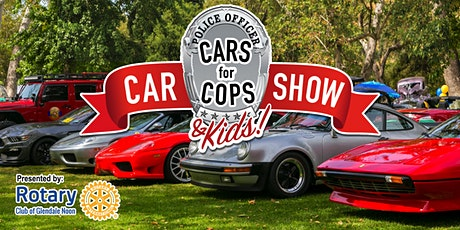 Cars for Cops & Kids Car Show - 2021 tickets