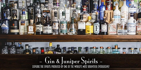 The Roosevelt Room's Master Class Series - Gin & Juniper Spirits tickets