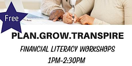 Free Financial Literacy Workshop: Money Management tickets