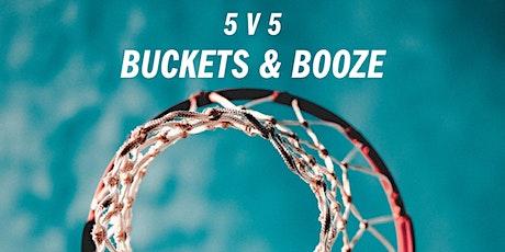 Buckets & Booze Basketball Tournament tickets