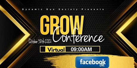 GROW CONFERENCE 2021 tickets