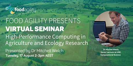 High-Performance Computing in Agriculture and Ecology Research biglietti