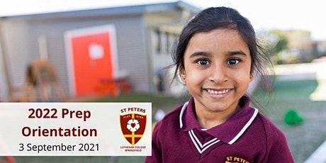 2022 Prep Orientation - Parents - St Peters Lutheran College Springfield tickets