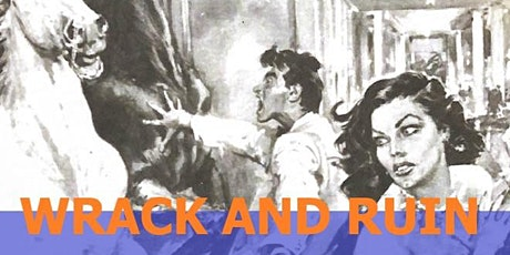 Masque Up Ball w/ WRACK & RUIN and Jonathan Richman Experience tickets