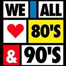RYTE on the NIGHT 80'S & 90'S EVENT tickets