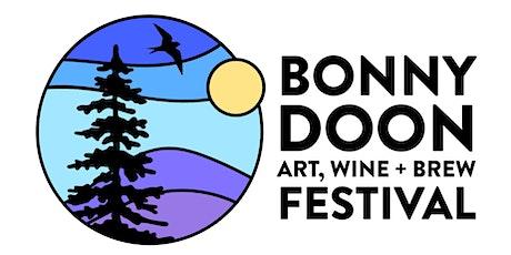 2021 Bonny Doon Art, Wine & Brew Festival tickets