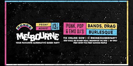 BONEZ Alternative Queer Party - August tickets