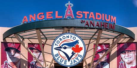 Blue Jays vs Angels with Canadian Expats tickets