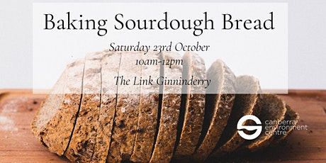 Baking Sourdough Bread tickets