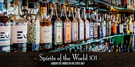 The Roosevelt Room's Master Class Series - Spirits of the World 101 tickets