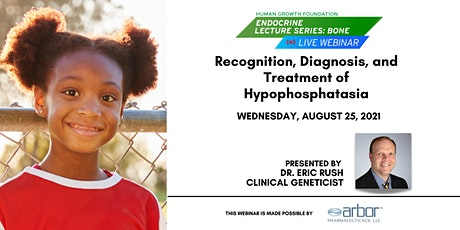 Recognition, Diagnosis, and Treatment of Hypophosphatasia tickets