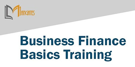 Business Finance Basics 1 Day Training in Perth tickets