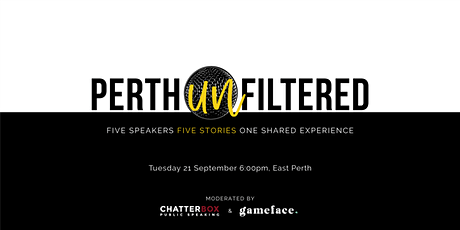 Perth Unfiltered tickets