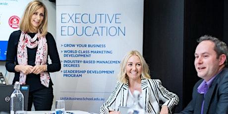UniSA's Executive Education Leadership Program Information Session tickets