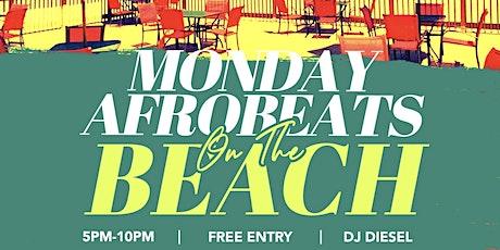 Monday Afrobeats beachside hangout @ Pier 31 tickets