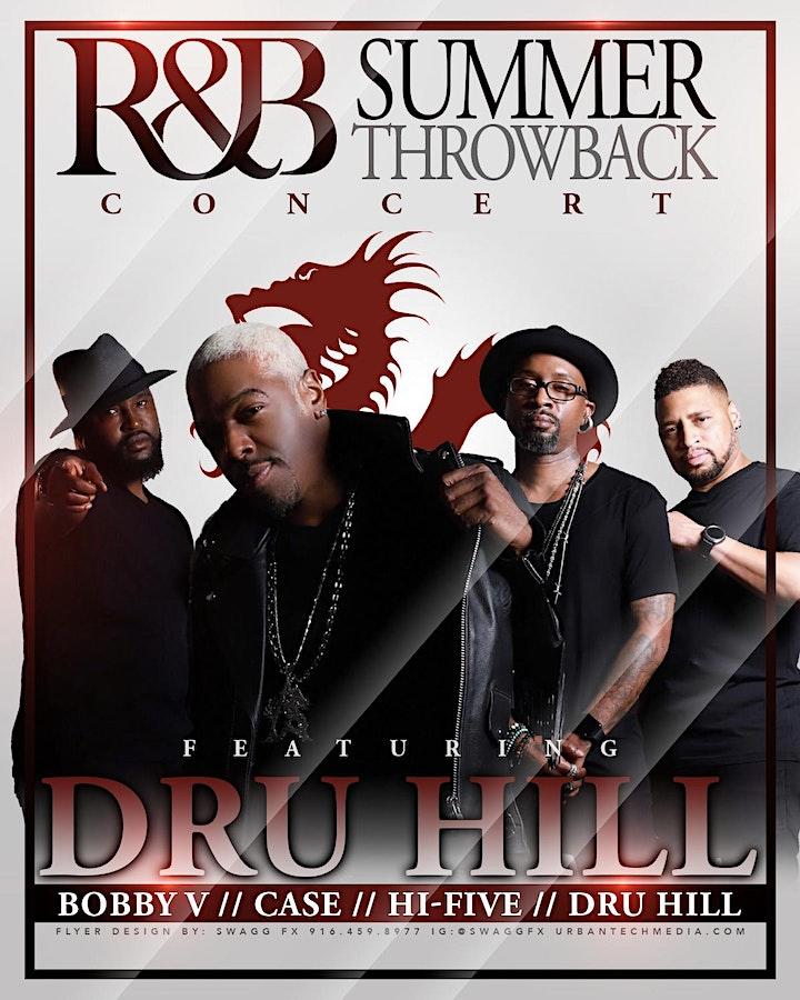 Summer R&B Throwback Concert image