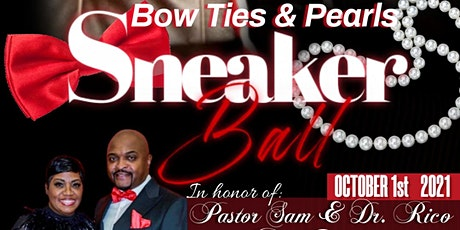 Bow Ties & Pearls Sneaker Ball tickets