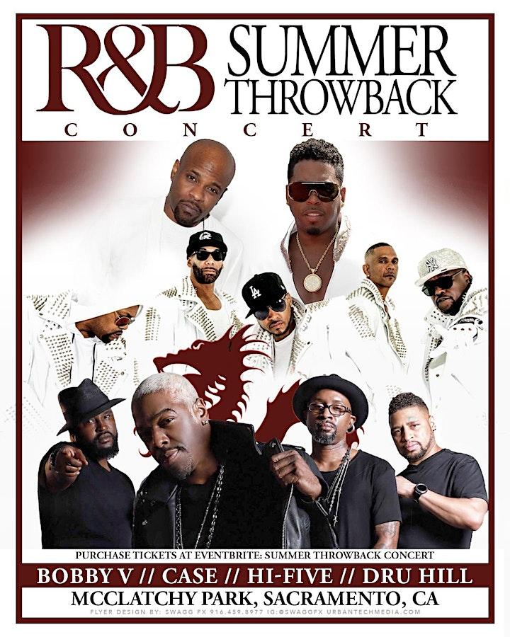 Summer R&B Concert image